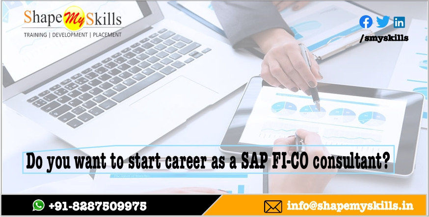 Online SAP FICO Training   Best training company for SAP FICO