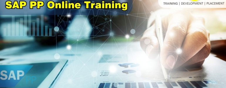 The Ultimate Guide To Sap PP Online Training