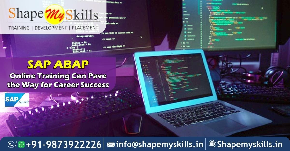 SAP ABAP Online Training Can Pave the Way for Career Success