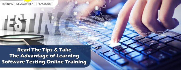 Software Testing Online Training