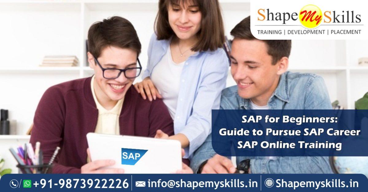 SAP Training in Delhi