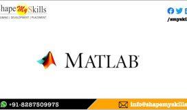 online MatLab Training In India   Matlab For Research   ShapeMySkillls Pvt Ltd